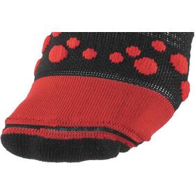 Compressport Racing V2 Trail High Socks Black/Red